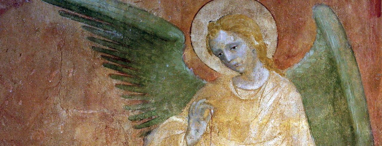San Miguel arcángel, juicio y conversión