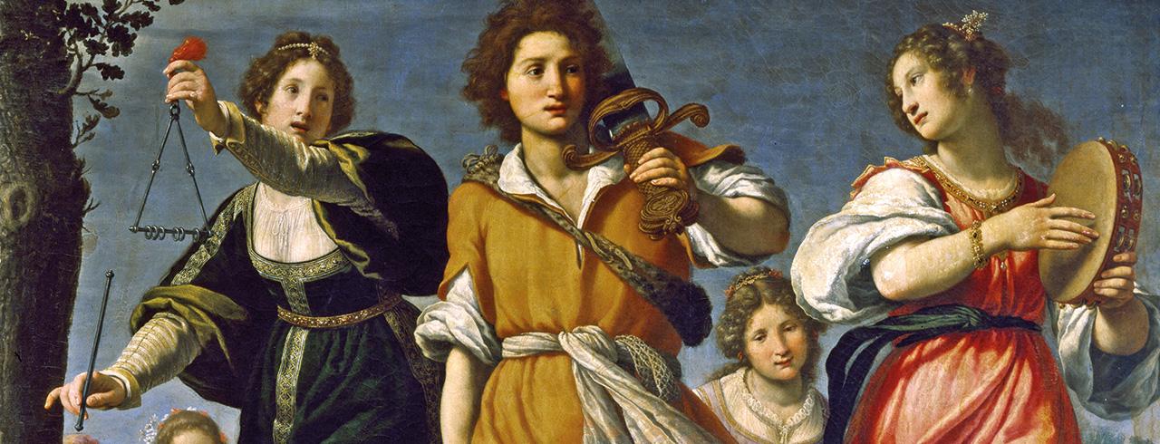Triunfo de David, 1620